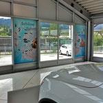 VW Neuwagenübergabe