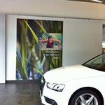 Audi Neuwagenübergabe