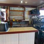 MS Dalmatia Bar im Restaurant / Salon