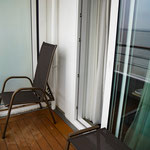Privater Balkon