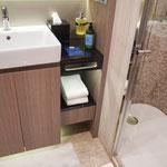 VIP Suite Badezimmer