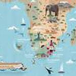 AIDAmira Südafrika Kreuzfahrt // © AIDA Cruises