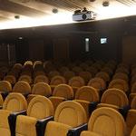 Kino mit Kochstudio