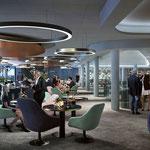 Schaubar auf der neuen Mein Schiff 2 |© TUI Cruises