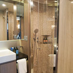 Explorer Suite Badezimmer