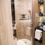 Veranda Kabine (525) |Badezimmer