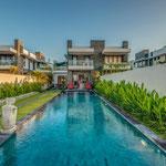Dijual vila di Bali timur