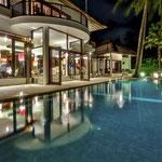 Dijual villa di Bali Timur