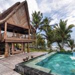 Dijual villa di Bali barat. Villa di jual di Pekutatan