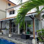 Dijual rumah di Canggu