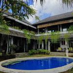 Dijual villa di Balangan