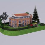 Projektentwicklung: Wirtschaftlichkeitsberechnung, Vorplanung und Visualisierung im Wohnungsbau