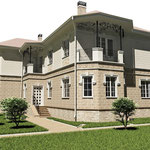Проект отделки фасадов