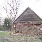 2004 Sanierung Scheune