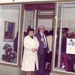 Galerie November - Eröffnung - Josefine Müller und Otto Müller (Eltern)