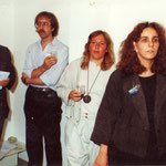Cubus Kunsthalle Moltkestrasse - Ausstellung Claudia A. Grundei 1988