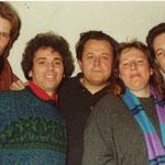 Gruppe Paradoxart - Robin Horsch, Nacir Chemao, Wolf-D. Lipka, Claudia A. Grundei, Dr. Hubert Begasse