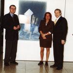 Material im Strukturwandel - Axa-Colonia Kunstversicherungen, Düsseldorf - 1998