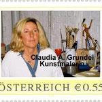 Eigene Briefmarke