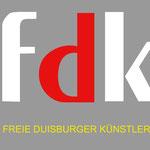 wiederholt Sprecherin der FDK - Freien Duisburger Künstler und Vertreterin in der IG - Interessengemeinschaft Duisburger Künstler