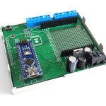 ArduiBox with stacked Arduino Nano