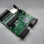 EUzebox V01-05 PCB assembled