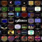 E/Uzebox Spiele Übersicht