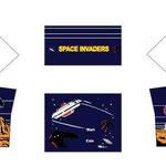 Artwork Space Invaders