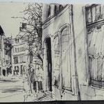 Weimar, Geleitstrasse