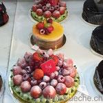 …und mehr gâteaux