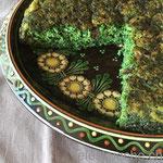 …die grüne Überraschung…