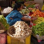 Gemüsemarkt © Robert Hansen. Link in die Fotogalerie