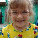 Aminat in einem Kindergarten in Inguschetien © Robert Hansen, Link in die Fotogalerie