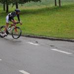 bike split hinter mir