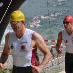 Team Osswald schwimmt zusammen