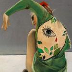 Paula (pastel sobre papel Canson), 70 x 70