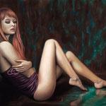 Soletudine - Pastel - 30x40