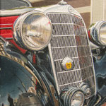 Años 50 - V - Óleo sobre lienzo - 16x22