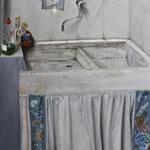 El lavabo de mi estudio - Óleo sobre lienzo - 90x61