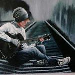 Ensoñacion – Oleo sobre lienzo – 46x38