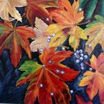 Otoño – Oleo sobre lienzo – 55x46