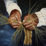 Espartero – Oleo sobre lienzo – 61x50