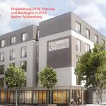 Planung aus 2018/2019 in Baden Württemberg, 103 Einheiten