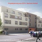 Planung aus 2019 in Sachsen-Anhalt, 113 Einheiten