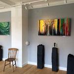 Ausstellung bei Julia Heigel, Hanstedt, weit. Pr. auf Anfrage