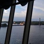 kurz hinter St.Petersburg