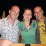 Carsten, Anja, Olli