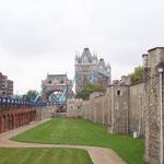 der Tower und die Towerbridge