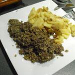 schottisches Nationalgericht Haggis