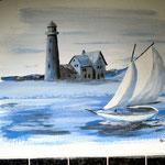 Wandmalerei inm Tochterbad
